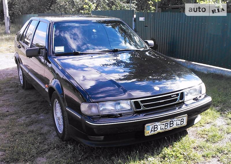 Saab 9000 1996 року