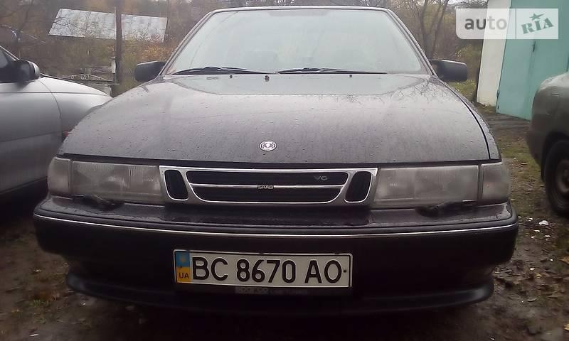 Saab 9000 1995 року