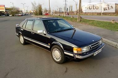 Saab 9000 Turbo 1988