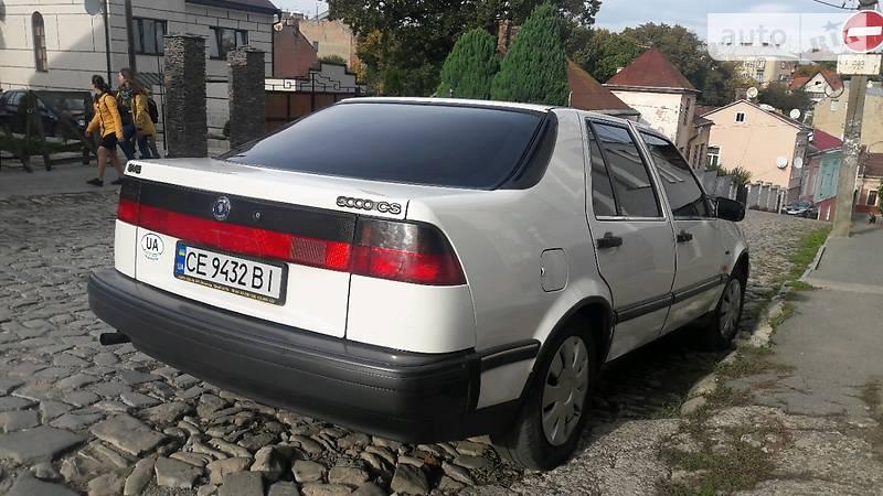 Saab 9000 1990 року