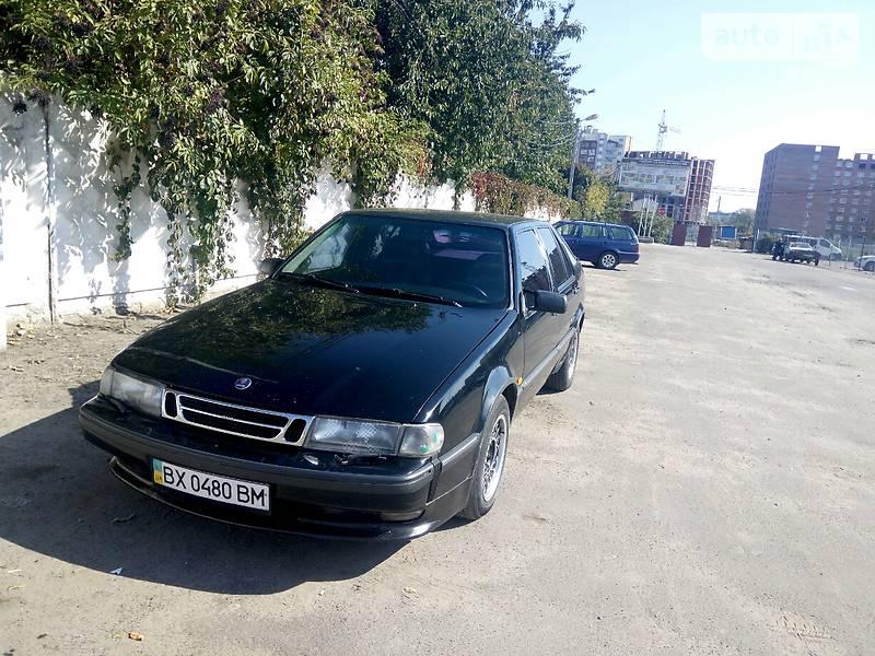 Saab 9000 1994 року