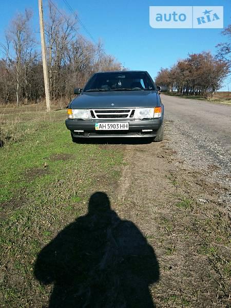 Saab 9000 1987 року