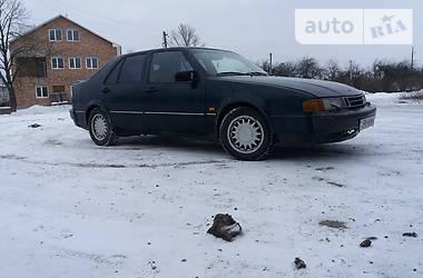 Saab 9000 CS 1991