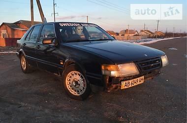 Saab 9000 turbo 1991