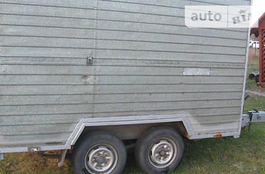 Саморобний Саморобний причіп  2006