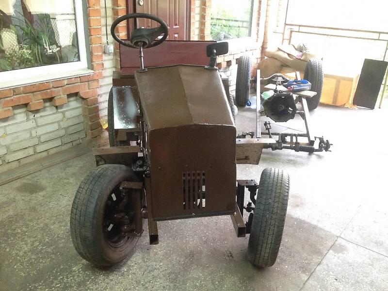 Продам трактор саморобний: 15 000 грн. - Сельхозтехника.