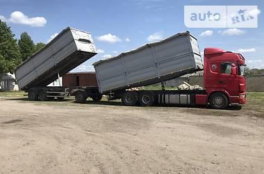 Ціни Scania Самоскид