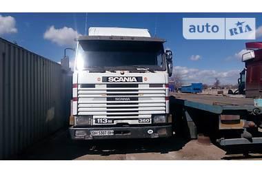 Scania 113  1990