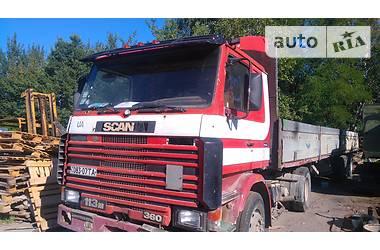 Scania 113  1991