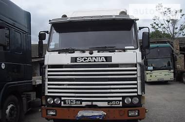Scania 113M  1990
