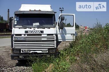 Scania 113M  1991