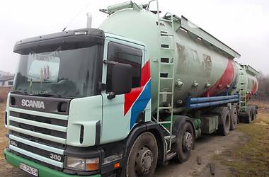 Scania 114 G380 ЗСК 1999