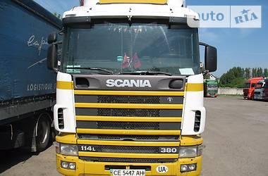 Scania 114 L380 2000
