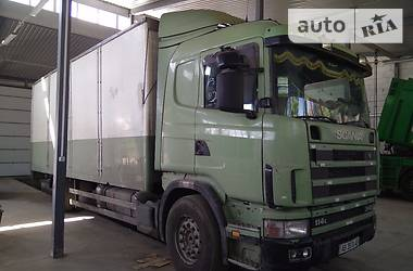 Scania 114 340 1999