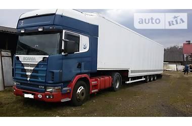 Scania 124 470 2003