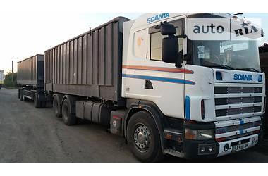 Scania 124 420 2001