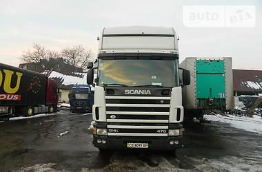 Scania 124  2002