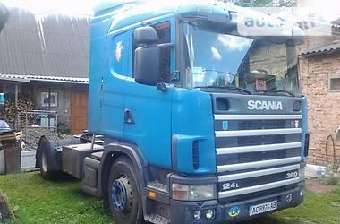 Scania 124  1997