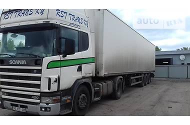 Scania 124  2000