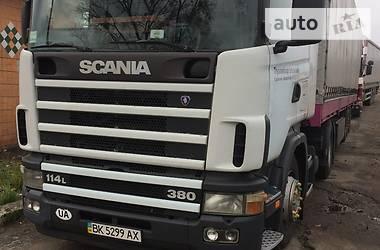 Scania 124 380 2004