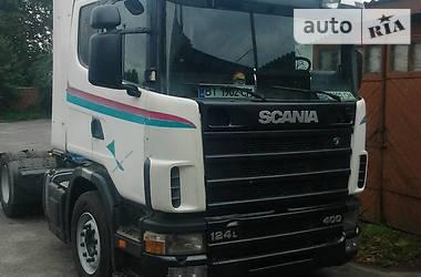 Scania 124 L 1998