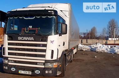 Scania 124 Euro 3 420 2003