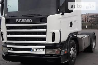 Scania 124  1999