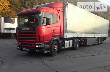 Scania 124  2001
