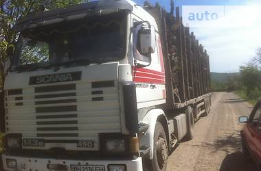 Scania 143  1992