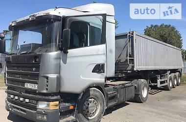 Scania 144 460 114L 1999