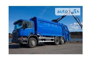 Scania 94 with HIAB crane 2012