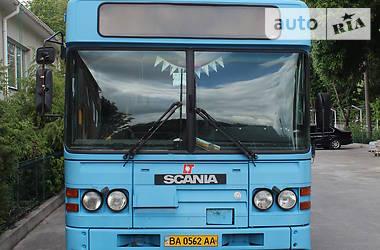 Scania CN 113 CL 1989