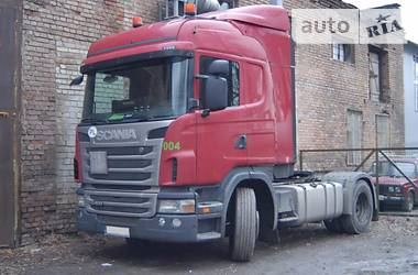 Scania G G420 2011