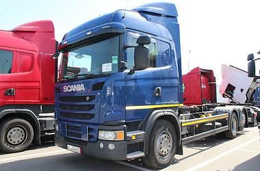 Scania G 410LB6x2MNB 2013