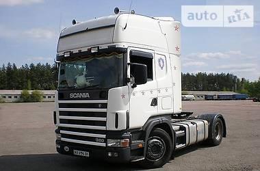 Scania R 114 114l380 2000