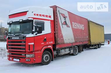 Scania R 114 L 2001