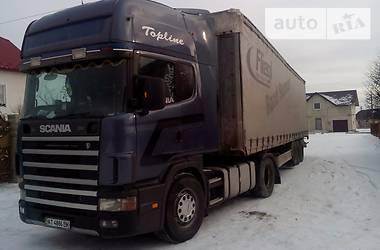 Scania R 124  2005