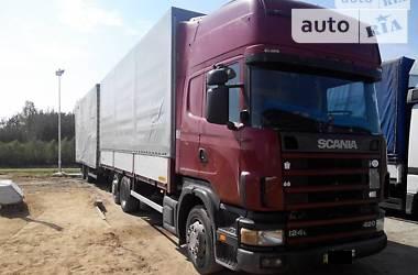Scania R 124  2001