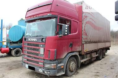 Scania R 124 R124 420 2001
