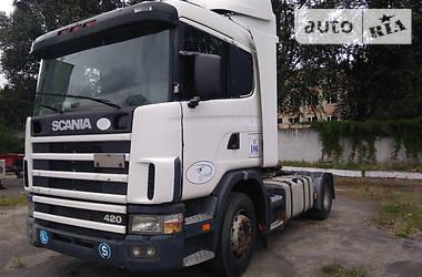 Scania R 124 GA 420 2001