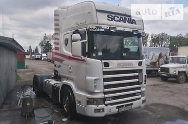 Scania R 124   2004