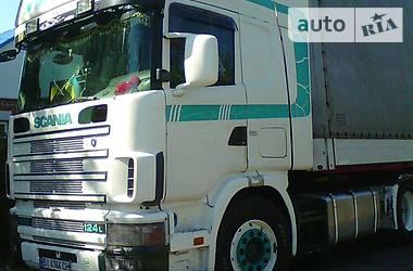 Scania R 124  1998