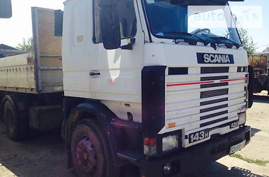 Scania R 143 143h 420 1996