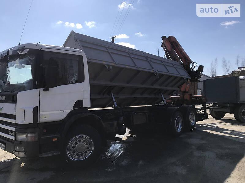 Scania R 360