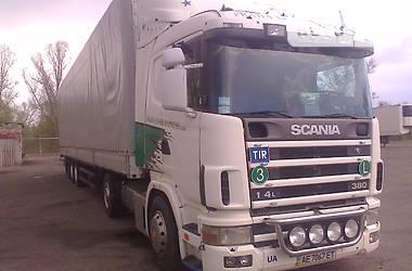 Scania R 380  2000