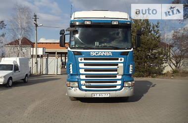 Scania R 380 Euro 5  2007