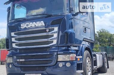 Scania R 380 AD Blue 2011