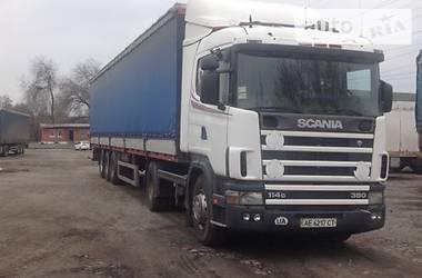 Scania R 380  2001