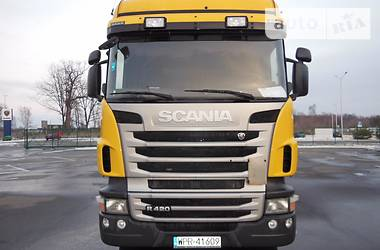 Scania R 420 LA4x2HNA 2011
