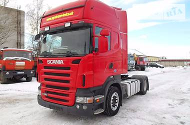 Scania R 420 Механіка 2007
